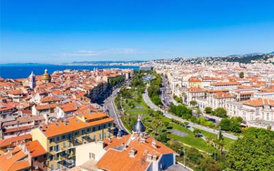 Se balader dans Nice