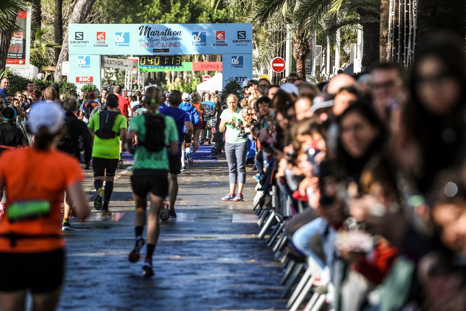 Marathon Alpes Maritimes
